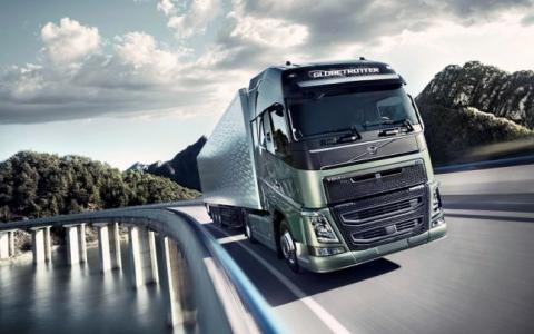 Stiati care este varsta medie a camioanelor ce strabat drumurile Romaniei ?