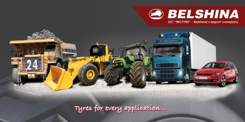 Anvelopele Belshina, perfecte pentru camioane