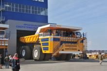 cel mai mare camion din lume