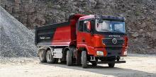 Truston - camion românesc asamblat 100% la Baia Mare