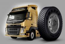 Particularitati ale anvelopelor de camion