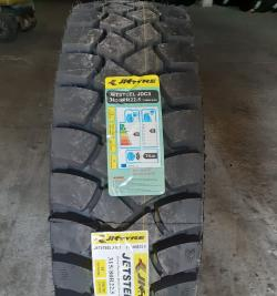JK Tyre 315/80R22.5 18PR JETSTEEL JDC3 M+S